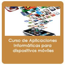 curso aplicaciones informáticas para móviles