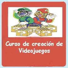 curso creacion videojuegos